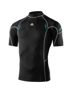R30 Rash Guard Short Sleeve Men