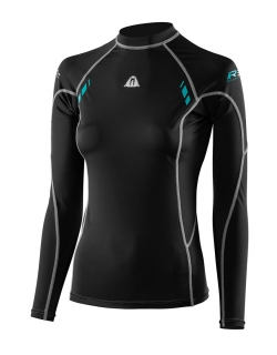 R30 Rash Guard Long Lady